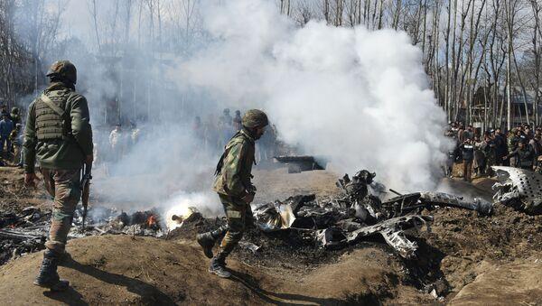 Quân đội Pakistan bắn hạ hai máy bay của Không quân Ấn Độ - Sputnik Việt Nam