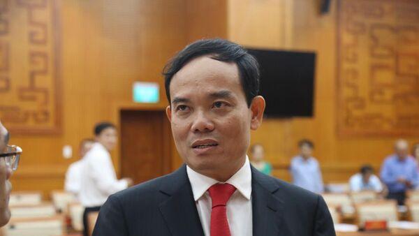 Ông Trần Lưu Quang - Sputnik Việt Nam