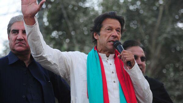 Thủ tướng Pakistan Imran Khan - Sputnik Việt Nam