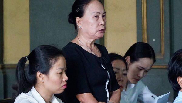 Bà Lê Thị Ước (mẹ ông Đặng Lê Nguyên Vũ) - Sputnik Việt Nam