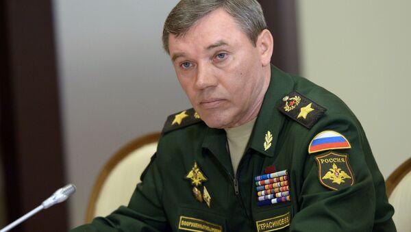 Valery Gerasimov - Sputnik Việt Nam