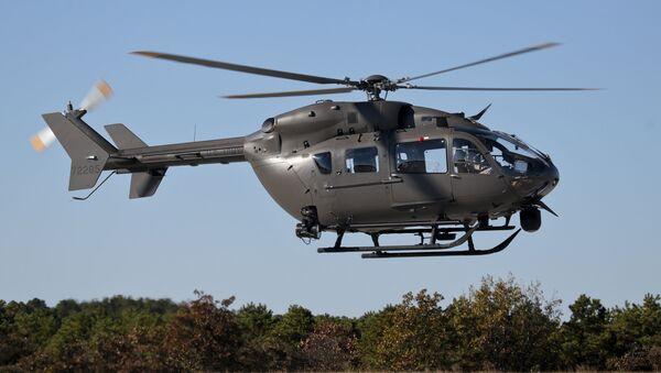 Trực thăng UH-72A Lakota - Sputnik Việt Nam