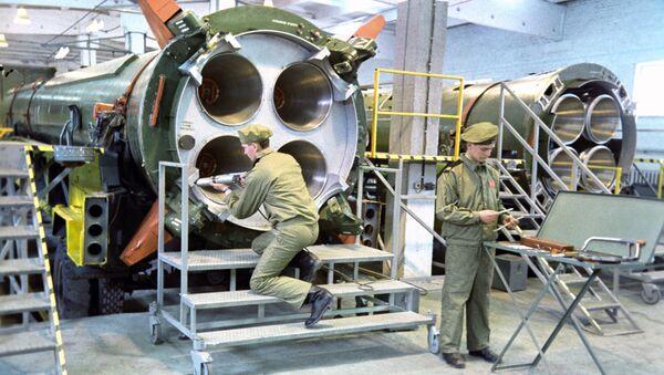 Vũ khí của cuộc khủng hoảng Caribbean. Tên lửa nào từng suýt chiến tranh hạt nhân? - Sputnik Việt Nam