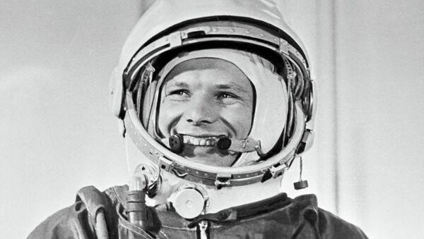 Phi hành gia Liên Xô Yuri Gagarin - Sputnik Việt Nam