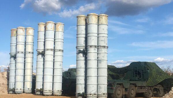 """Hệ thống phòng không """"Triumph"""" S-400 - Sputnik Việt Nam"""