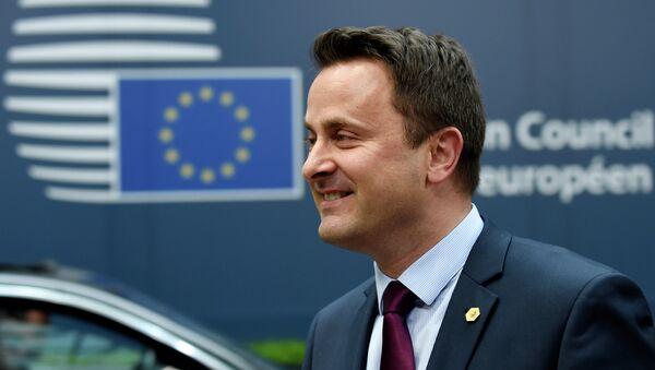 Thủ tướng Luxembourg Xavier Bettel - Sputnik Việt Nam