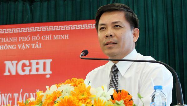 Nguyễn Văn Thể  - Sputnik Việt Nam