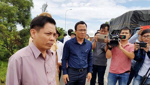 Bộ trưởng Nguyễn Văn Thể - Sputnik Việt Nam