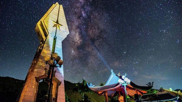 Đài tưởng niệm Pò Hèn, tháng 2/2019. - Sputnik Việt Nam