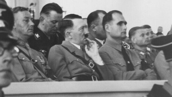 Adolf Hitler - Sputnik Việt Nam