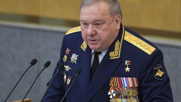 Vladimir Shamanov đứng đầu Ủy ban quốc phòng của Duma Quốc gia Nga - Sputnik Việt Nam