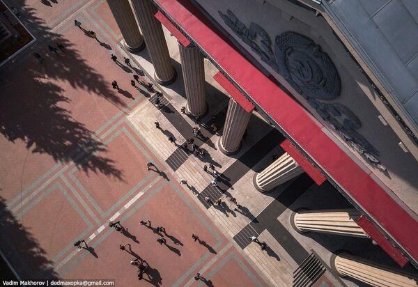 Đại học viễn thông quốc gia Siberia ở thành phố Novosibirsk - Sputnik Việt Nam