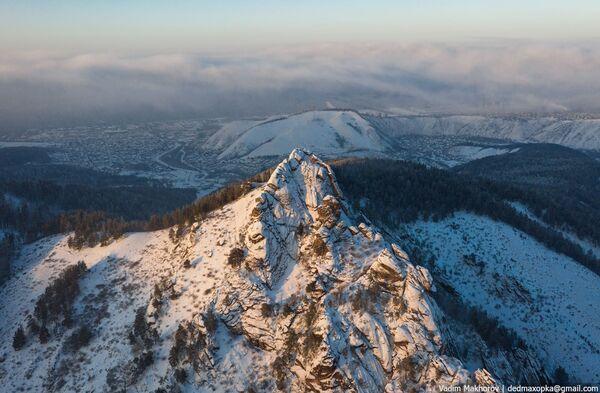 Quang cảnh núi Krasnoyarsk - Sputnik Việt Nam