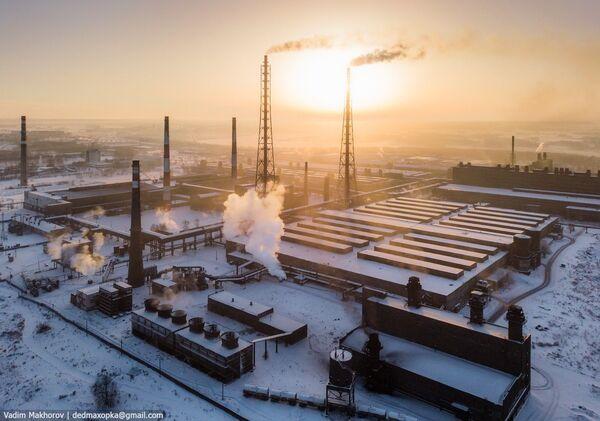 Nhà máy điện cực Krasnoyarsk - Sputnik Việt Nam