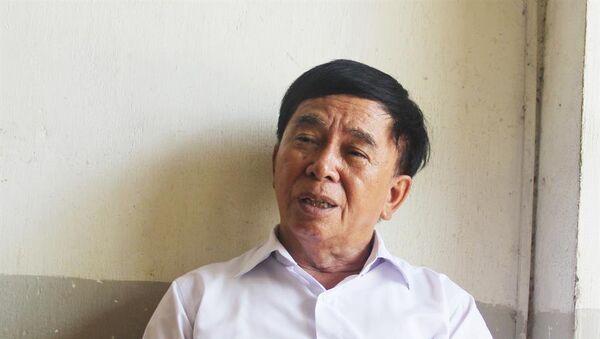 Nguyên Chủ tịch UBND TP Đà Nẵng Hồ Việt - Sputnik Việt Nam