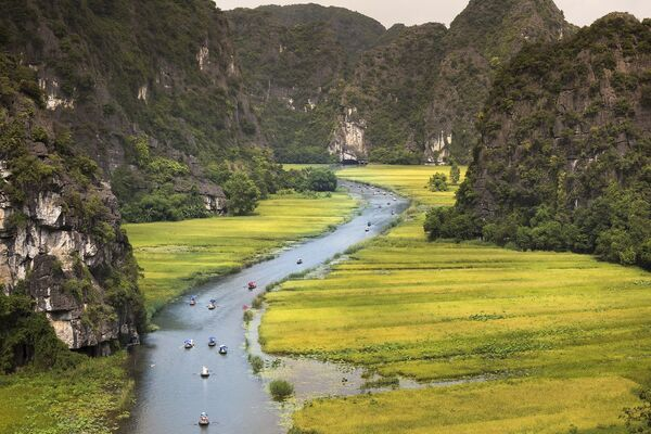 Sông Ngô Đồng ở Việt Nam - Sputnik Việt Nam