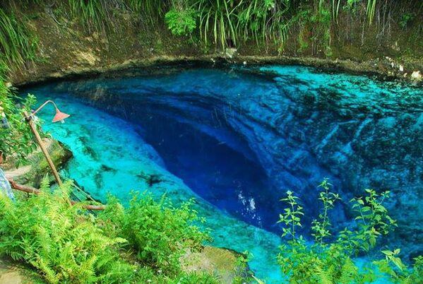 Sông Hinatuan mê hoặc ở Philippines - Sputnik Việt Nam