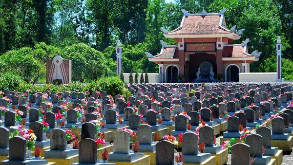 Nghĩa trang Trường Sơn - Sputnik Việt Nam