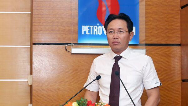 Tổng giám đốc Petrovietnam Nguyễn Vũ Trường Sơn - Sputnik Việt Nam