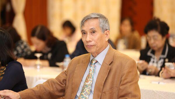 TS Từ Ngữ - Tổng Thư ký Hội Dinh dưỡng Việt Nam - Sputnik Việt Nam