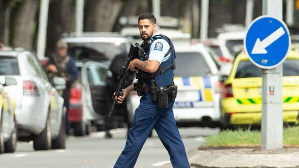 Cảnh sát tại New Zealand - Sputnik Việt Nam