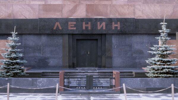 Lăng Lenin trên Quảng trường Đỏ - Sputnik Việt Nam