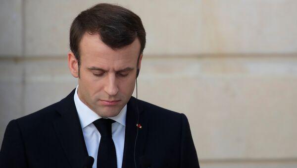Emmanuel Macron - Sputnik Việt Nam