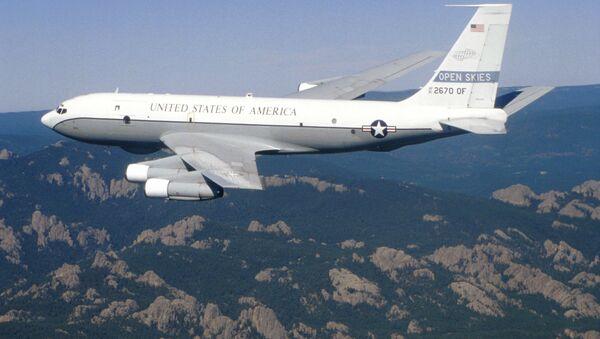 Boeing OC-135B Open Skies. - Sputnik Việt Nam