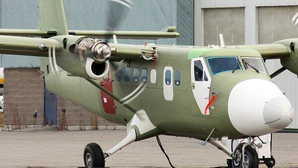 Thủy phi cơ DHC-6 Twin Otter Series 400 - Sputnik Việt Nam