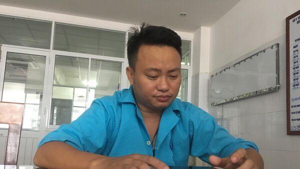 Anh Đặng Ngọc Vạn - Sputnik Việt Nam