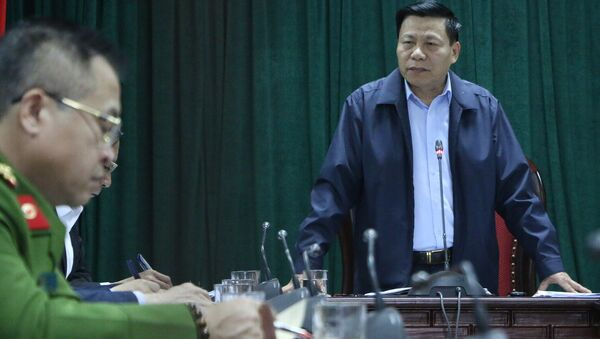 Bí thư Nguyễn Nhân Chiến - Sputnik Việt Nam