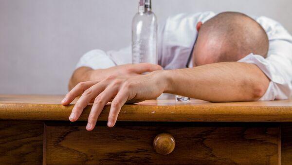 nghiện rượu  - Sputnik Việt Nam