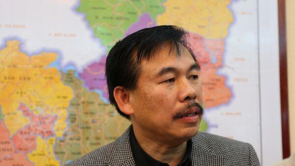 Ông Võ Nhật Thăng - Sputnik Việt Nam