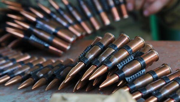 Loại đạn xung thấp cỡ 7.62 x 54 mm - Sputnik Việt Nam