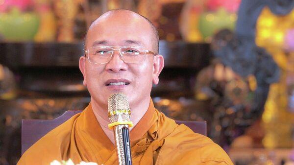 Thầy Thích Trúc Thái Minh - Sputnik Việt Nam