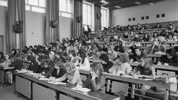 sinh viên Liên Xô - Sputnik Việt Nam