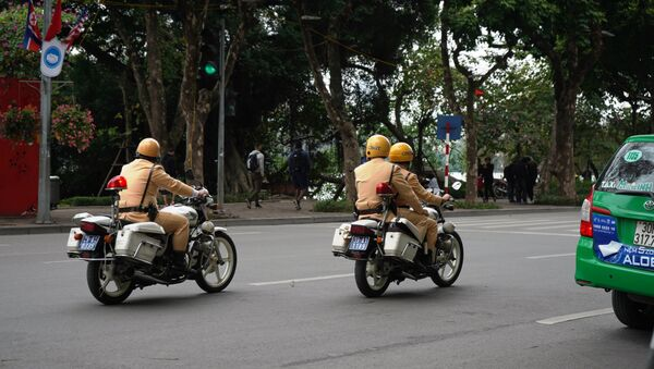 CSGT Hà Nội - Sputnik Việt Nam