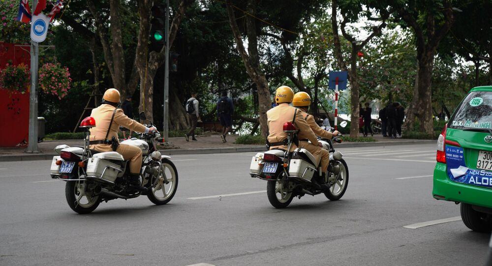 CSGT Hà Nội