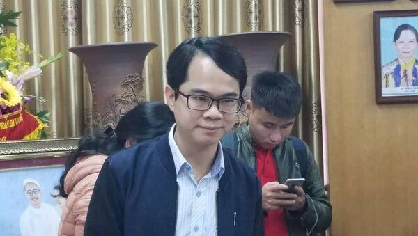 BS Nguyễn Hồng Phong - Sputnik Việt Nam