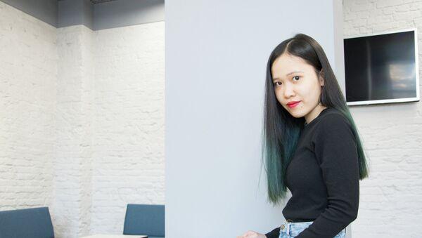 Cô Trần Thu Hà - Sputnik Việt Nam