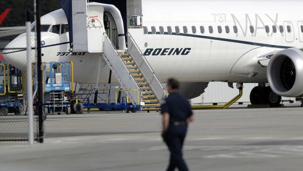 Boeing 737 MAX 8  - Sputnik Việt Nam