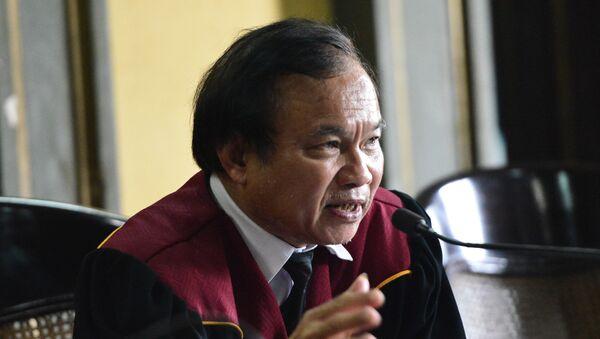 Thẩm phán Nguyễn Văn Xuân - Sputnik Việt Nam