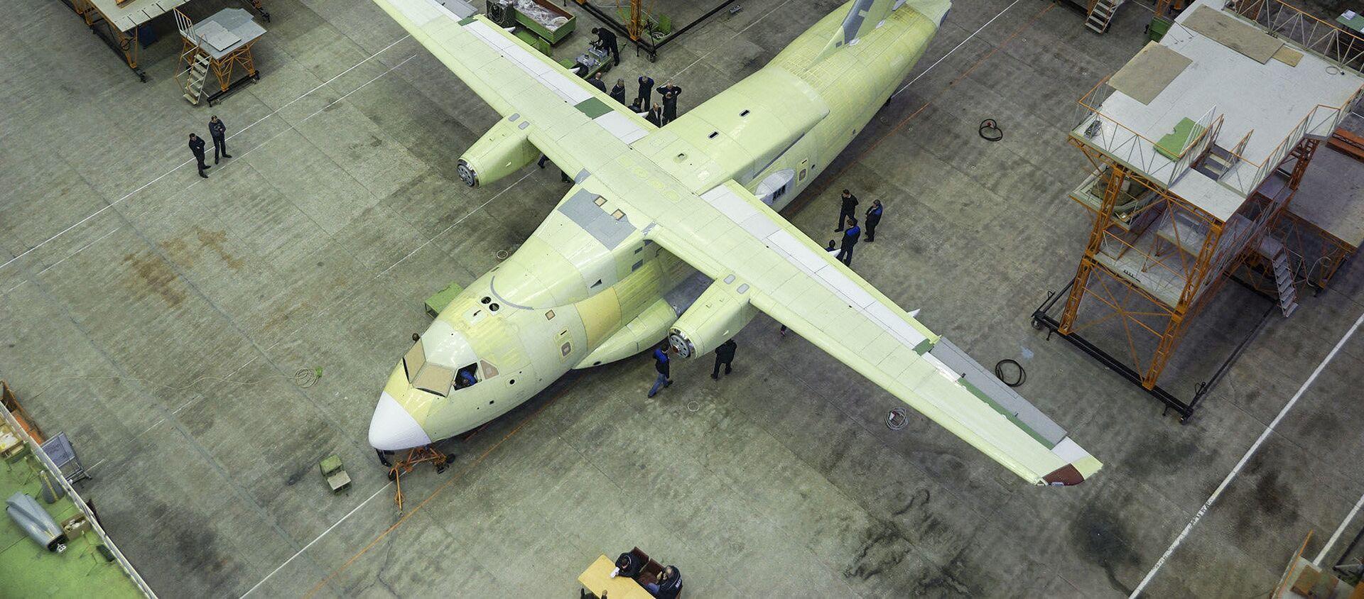 Il-112V - Sputnik Việt Nam, 1920, 29.06.2021