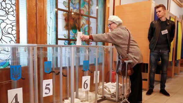 Cuộc bầu cử Tổng thống Ukraina - Sputnik Việt Nam