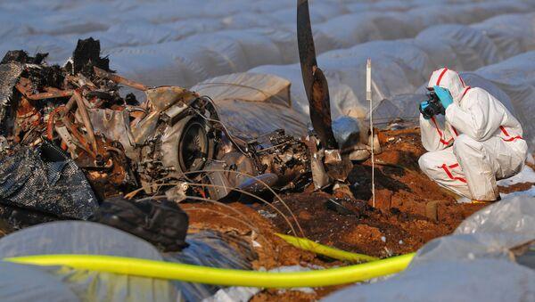 Tai nạn máy bay ở Đức - Sputnik Việt Nam