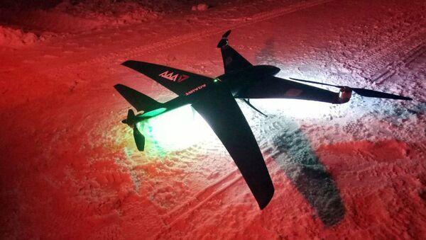 Convertiplane - máy bay có động cơ quay (như thường là cánh quạt) theo đề án TRIADA - Sputnik Việt Nam