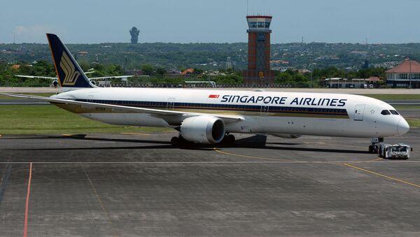 Boeing 787-10 Dreamliner của Singapore Airlines - Sputnik Việt Nam