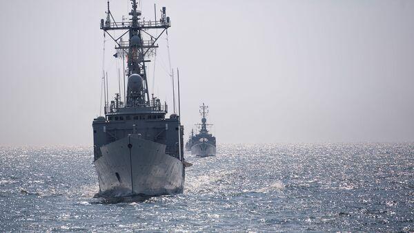 Tàu NATO tiến vào Biển Đen - Sputnik Việt Nam