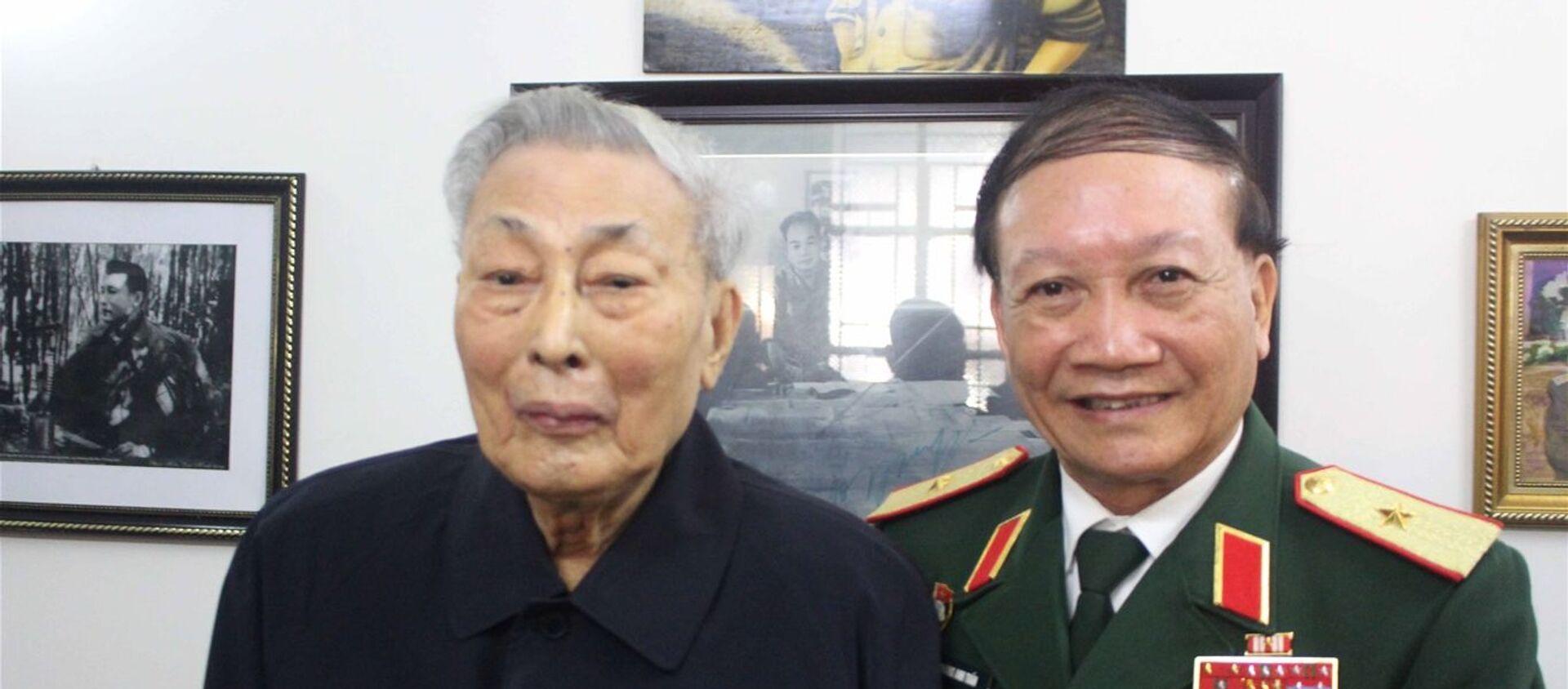 Trung tướng Đồng Sỹ Nguyên - Sputnik Việt Nam, 1920, 04.04.2019
