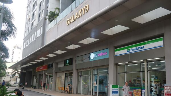 Chung cư Galaxy 9 nơi xảy ra vụ sàm sỡ của ông Nguyễn Hữu Linh với bé gái trong thang máy - Sputnik Việt Nam